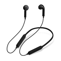 headphone for one ear UK - One piece S20 Sport Bluetooth Headphones Wireless Earphones Bt 5.0 IPX5 Waterproof With Microphone For Mobile Phone Xiaomi IPhone Huawei