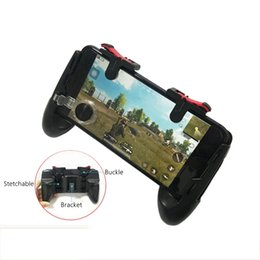 $enCountryForm.capitalKeyWord NZ - Pubg Game Gamepad For Mobile Phone Game Controller l1r1 Shooter Trigger Fire Button For IPhone For Knives Out Top