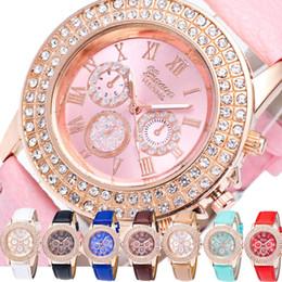 $enCountryForm.capitalKeyWord Australia - 20 9 Fashion Dress Watches Women Men Watch Candy Color Male And Female Strap WristWatch Men's Clock Dropshipping