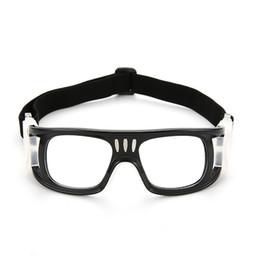 c89be25eaf42 Cubojue Sports Glasses Frame Men Basketball Football Eyeglasses Man s  Degree Optical Prescription Goggles for Myopia Lens