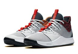 bd76211a813c BHM PG 3 shoes sales store With Box GOOD Quality Paul George Outdoor Shoes  Free Shipping US7-US12