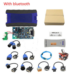 bmw diagnostic tester UK - Truck Diagnostic Tool nexiq2 USB Link Diesel Truck Fault Diagnosis Tester With Bluetooth For NEXIQ2