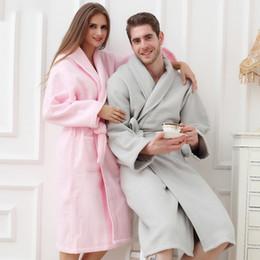 e3495d30e4 Cotton bathrobe women XL long thick soft warm towel terry robe nightgown  ladies nightdress for girls winter spring