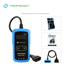 $enCountryForm.capitalKeyWord Australia - TOPDON TD300 OBD2 Scanner OBDII Check MIL Light EOBD CAN DIY Auto Car Engine Diagnostic Scan Tool Clear DTCs Fault Code Reader