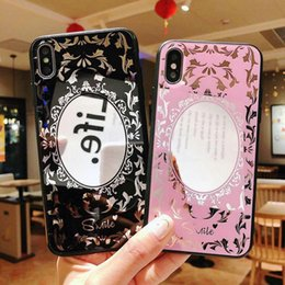 $enCountryForm.capitalKeyWord Australia - Lady mirror call phone case cover for iphone 7 7plus 8 8plus 6 6plus Xs max XR