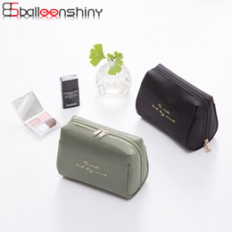 gadget pouch bags Australia - BalleenShiny Nylon Cosmetic Storage Bags Portable Waterproof Hand Carried Bag Gadgets Organizer Travel Washing Bag Outdoor Pouch