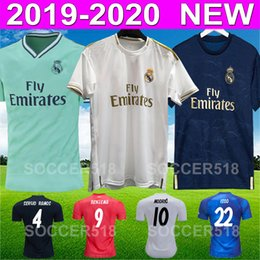 f2902f22972 Soccer jerSey Sergio ramoS online shopping - Top Real Madrid new white soccer  jersey third away