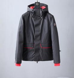 Snow Goose Parka NZ - Big Size 2018 White Down Men's Winter Jacket Ultralight Down Jacket Casual Outerwear Snow Warm Fur Collar Brand Coat Parkas