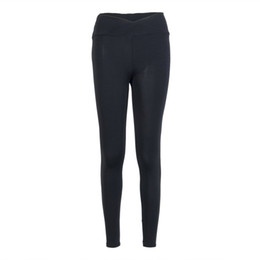 Womens Yoga Fitness Leggings Running Sport Athlétique Stretch Pantalons Longs Pantalons