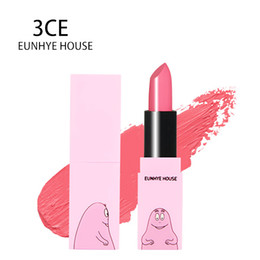 $enCountryForm.capitalKeyWord Australia - 3CE Eunhye House Baba series Matte Lipstick Moisturizing Long-lasting Lipstick Waterproof Lips Makeup Hot Sale