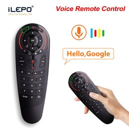 Mouse dpi online shopping - New arrival Air Mouse G30 with USB GHz Wireless Gyroscope Microphone IR Remote Control Function for PC android tv box