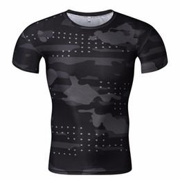 $enCountryForm.capitalKeyWord UK - America Funny Tights Hip hop tshirt Compression T Shirt Men 3D Print T-Shirts Bodybuilding Fitness Tops T shirt