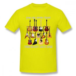 electric guitars brands 2019 - mens designer clothes brand polo Fashion Electric Guitar Tee Shirt Male Big Size Music Style T Shirt men T-Shirt fashion
