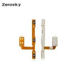 iphone power volume button flex 2020 - Mobile Phone Flex Cables Zerosky New For Huawei Mate 10 Lite Volume Power On Off Button Ribboon Flex Cable High Quality