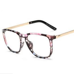 b524153d98f New Women Eyeglasses Retro Vintage Optical Reading Spectacle Eye Glasses  Frame Men Women Brand Designer Oculos De Grau Fe