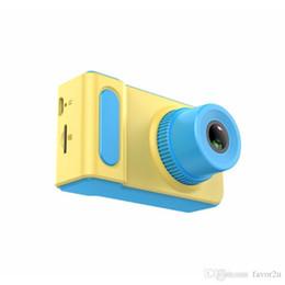$enCountryForm.capitalKeyWord Australia - new Children Camera Mini Digital Kids Camera Cute Cartoon Camera 800mega pixels Toddler Toy Children Birthday Gift 2 Inch Screen Cam