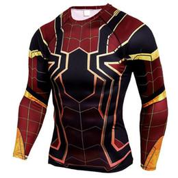Jerseys Wolf Australia - Mens Compression Shirts 3D Teen Wolf Jerseys Long Sleeve T Shirt Fitness Men Lycra MMA Crossfit T-Shirts Tights Brand Clothing C11