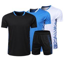 Горячая, бадминтон футболка, мужские и женские бадминтон футболки, теннисные рубашки, быстросохнущая спортивная одежда, настольный теннис футболки, бесплатная доставка на Распродаже