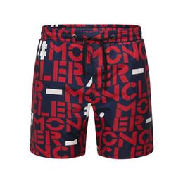 New Men Luxury Mon Brand beach pants France Design Fashion Short Sleeve  Casual Men s T Shirt Summer Gym Shorts free shipping a6bea31a0d26