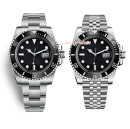 Watch Eta Date Australia - 2019 Weight strap Stainless Steel 40mm Upgraded version Date Sub 116610LN 116610LV sapphire Ceramic Bezel ETA 2813 Automatic Men's watches