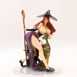 Crowns sexy online shopping - 22CM Orchid Seed Dragon s Crown Witch Sexy Girls Anime PVC Action Figures Toys Anime Figure Toy for Kids Children Christmas Gift