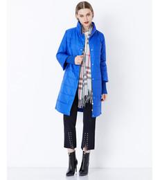 Womens Parkas Australia - New Spring Parka Jacket Women Winter Coat Womens Medium-long Cotton Padded Warm Jacket Coat High Quality Hot Sale