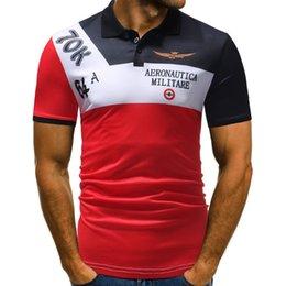 9849a1e53 New 2018 Air Force one Top Quality Embroidery Men's Aeronautica Militare  Polo shirt Hombre Manga Corta Fashion men clothing