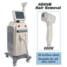 Permanent Epilator Australia - 808nm Candela laser diode hair removal 808 Candela GentleMAX system Permanent Hair Reduction best sale epilator