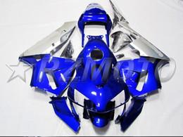 Honda F5 Australia - New Injection Mold Motorcycle ABS Full Fairings kit Fit for HONDA CBR600RR F5 2003 2004 03 04 600RR CBR600 custom blue