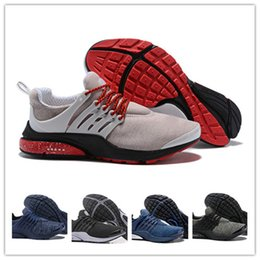 Wholesale 2019 cheap sale Presto BR QS Mens casual Sneakers Tripel Black White blue chaussure homme trainer sports shoe athletic Jogging size