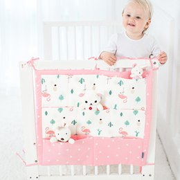 infant portable beds Australia - Baby Bed Hanging Storage Bag Portable Infant Bedding Set Diaper Organizer Multipurpose Cradle Cot Set Bedding Accessories