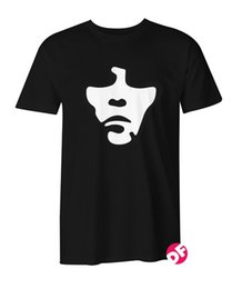 Fashion-Ian Brown T-shirt, Stone Roses Black Music, Spike Island, Madchester Adult kids Divertente spedizione gratuita Unisex Casual Tshirt