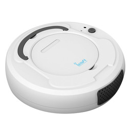 Wholesale Robot Vacuum Cleaner Sweep&Wet Mop Simultaneously For Hard Floors&Carpet Run 120mins before Automatically Charge