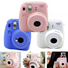 Ingrosso sacchetti della macchina fotografica / video caso custodia protettiva per Polaroid mini 8 1pcs casuale classico