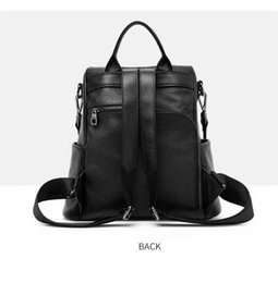 $enCountryForm.capitalKeyWord Australia - 2019 spring hot ladies backpack shoulder bag Korean version of export foreign trade leather British style fashion