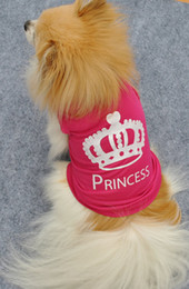 Girl Puppy Clothing Australia - Clothes For Small Dogs Chihuahua Winter Clothes Clothing For Dog Vest Girl Princess Puppy Dog Coat