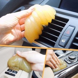 $enCountryForm.capitalKeyWord NZ - Car Cleaner Glue Interior Panel Air Vent Outlet Dashboard Dust Laptop Sponge Mud Remover Magic Cleaning Tool