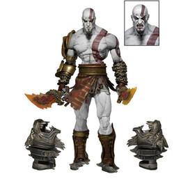 Man action figures online shopping - Kratos Action Figure God Of War Figma Movable Cm Model For Kids Man Favor Collection New yd D1