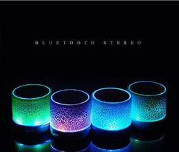 $enCountryForm.capitalKeyWord Australia - Mini speaker Bluetooth sound box mobile phone computer wireless Bluetooth light small speaker Crack colorful portable