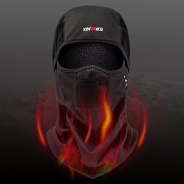 $enCountryForm.capitalKeyWord Australia - KINGBIKE Winter Bicycle Face Mask Cap Ski Bike Mask Face Thermal Fleece Snowboard Shield Hat Cold Headwear Cycling Face Mask