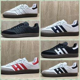 $enCountryForm.capitalKeyWord Australia - ASABAA New Samba Rose OG High Quality Running Shoes For Men White Pink Blue Black Sambarose Sneakers Fashion Luxury Designer Women Shoes