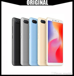 "$enCountryForm.capitalKeyWord Australia - New Original Xiaomi Redmi 6 3GB 32GB Xiaomi phone Helio P22 Octa Core CPU 12MP+5MP Dual Cameras 5.45"" 18:9 Full Screen 3000mAh Battery"