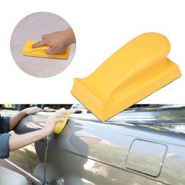 $enCountryForm.capitalKeyWord Australia - Sanding Disc Holder Sandpaper Backing Polishing Pad Hand Grinding Block