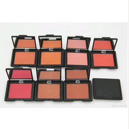 $enCountryForm.capitalKeyWord Australia - NEW cosmetics Brand Makeup blush bronzer Baked Cheek Color blusher palettes , different color fard a joues poudre