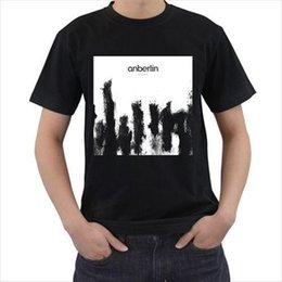 $enCountryForm.capitalKeyWord Australia - Summer Cotton T Shirt Fashion Anberlin Rock Band Size S M L Xl 2Xl 3Xl 4Xl Short O-Neck Compression T Shirts For Men