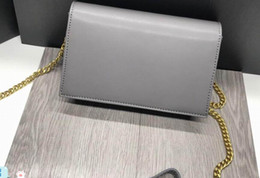 womens genuine leather clutch bags NZ - 2019 Hot Sale Womens Clutch Bag Leather Handbag Designer Purse Brand Name Handbags Famous Brand Clutch Bag Leather Purse Free Shipping Bag