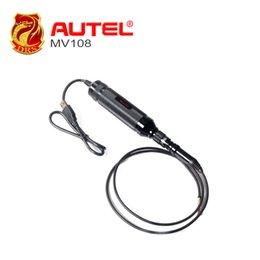 Toptan satış Autel MaxiVideo MV108 MaxiSys Serisi Ürünleri PC için Dijital Muayene Kameraları MV 108, ulaşılması zor alanları inceliyor
