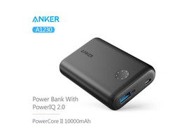 $enCountryForm.capitalKeyWord Australia - Anker PowerCore II 10000mAh Power Bank Portable Charger PowerIQ 2.0 18W Output Power Bank Fast Charging for smartphone