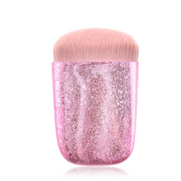 $enCountryForm.capitalKeyWord UK - Newest Bling Bling Makeup Brushes Pink Gold Blush Powder Foundation Cosmetic Brush Multifunction Make Up Tool 100Pcs