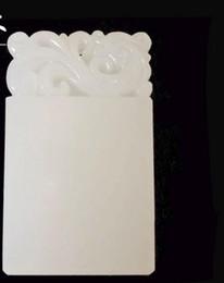 $enCountryForm.capitalKeyWord Australia - Natural Afghan White Jade Nothing Pendant Vintage Faucet Ruyi Nothing Necklace Jade Pendant